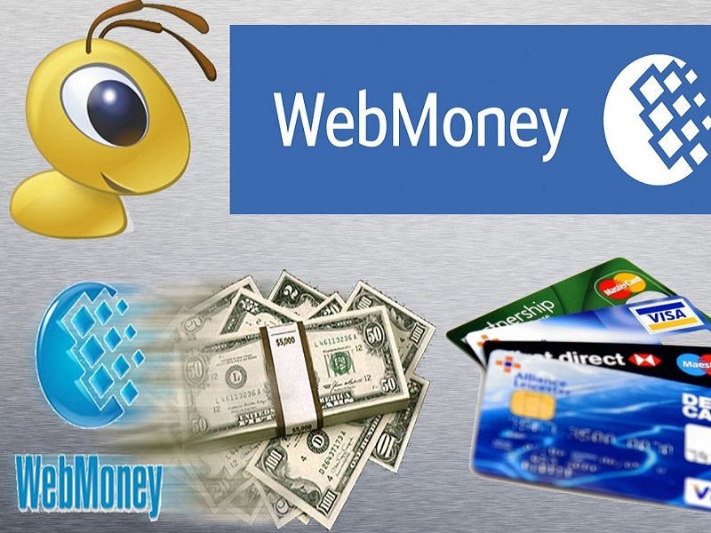 Как быстро заработать деньги на webmoney
