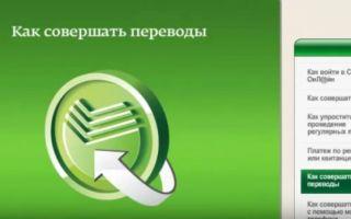 Перевод средств со счета на карту через Сбербанк бизнес онлайн: пошаговая инструкция
