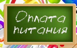 Оплата питания в школе при помощи сервиса Сбербанк онлайн: инструкция