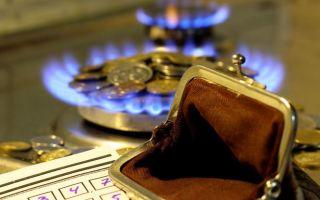 Способы оплаты за газ по лицевому счету через интернет