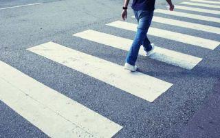 Порядок и особенности оплаты штрафа пешеходом
