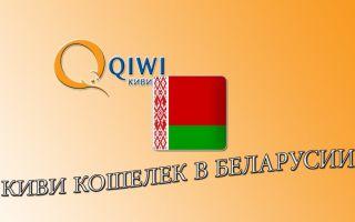 Порядок создания Киви кошелька в Беларуси