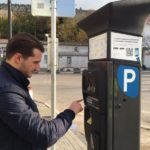 Оплата парковки в центре СПБ: доступные способы