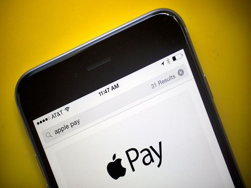 Как оплачивать с помощью Apple Pay