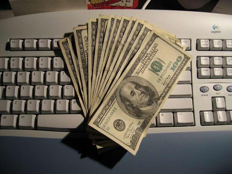 Как перевести доллары в рубли в Вебмани