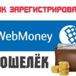 Кошелек WebMoney: инструкция по созданию