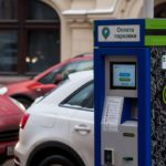 Оплата за парковочное место