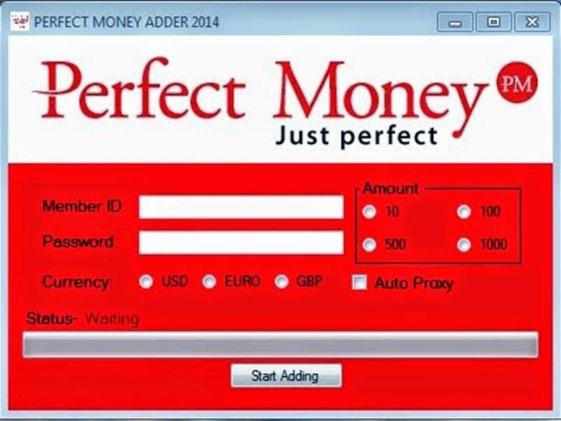 перевести деньги с Перфект Мани на Перфект Мани