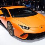 Оранжевое авто
