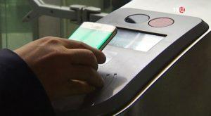 Как оплачивать проезд в метро телефоном