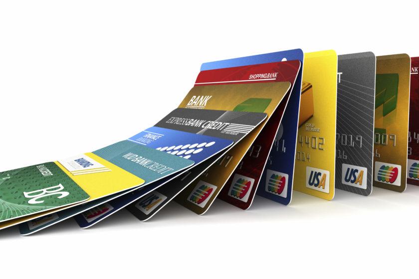 Банковские карты фото
