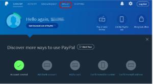 Как верифицировать PayPal самому