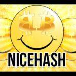 Способы вывода средств с NiceHash