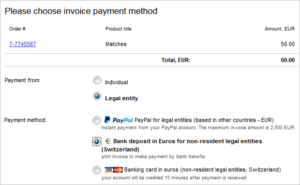 Как можно оплатить Яндекс Директ с расчетного счета