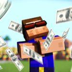 Много денег в игре