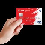 Необходимые условия для снятия средств с карты «МТС Деньги»