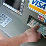 Снятие в банкомате