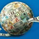 Фото валюты из Китая