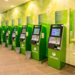 Через банкомат или терминал