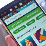 Google Play в телефоне