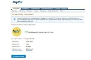 PayPal фото